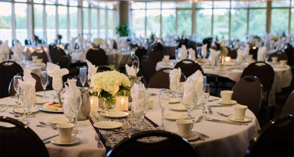Crystal Lake Event Room