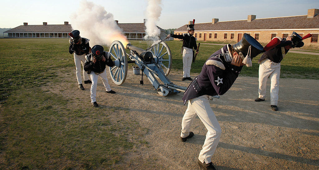 Historic-Fort-Snelling-Visit-Lakeville-Attractions