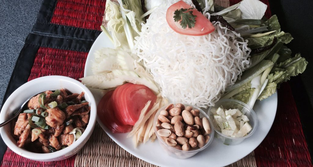 Food From Joys Thai Cuisine