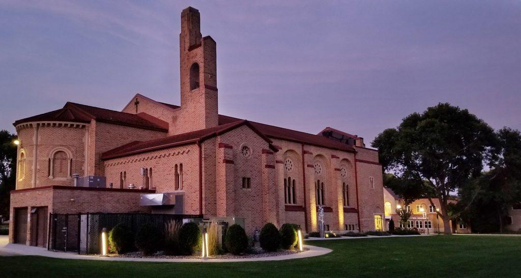 Lakeville Arts Center Exterior