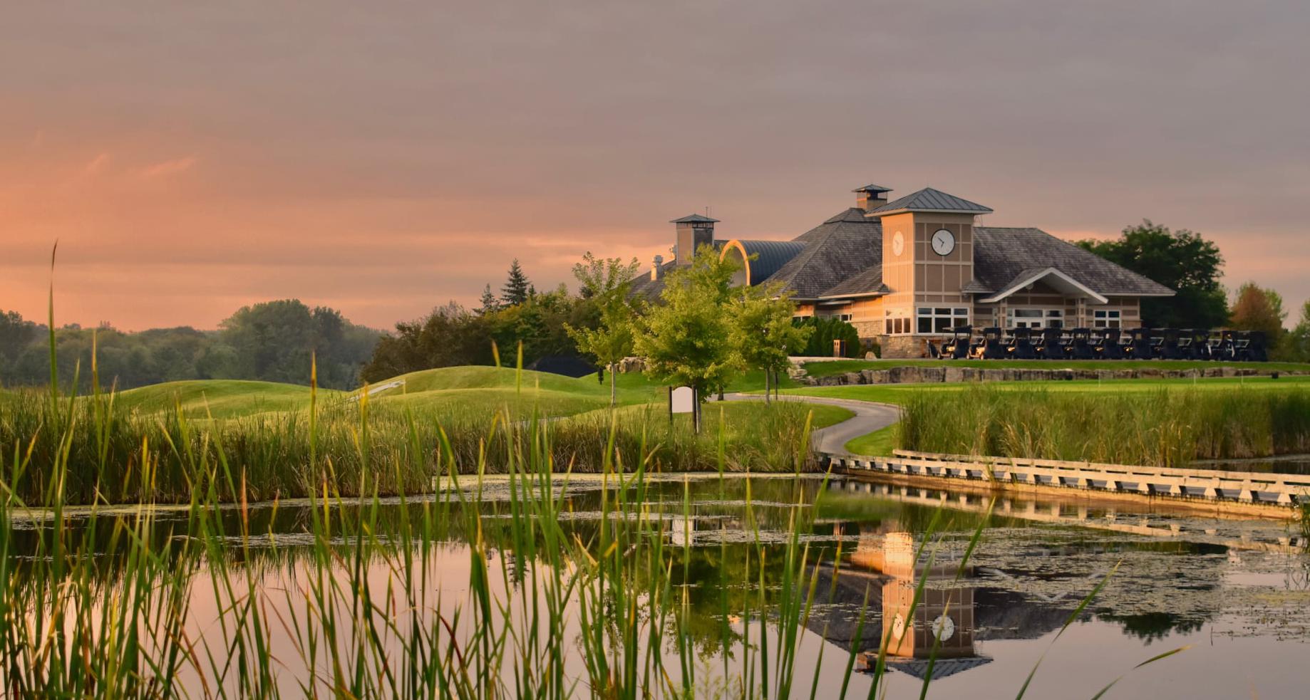 Legends Golf And Event Center Exterior