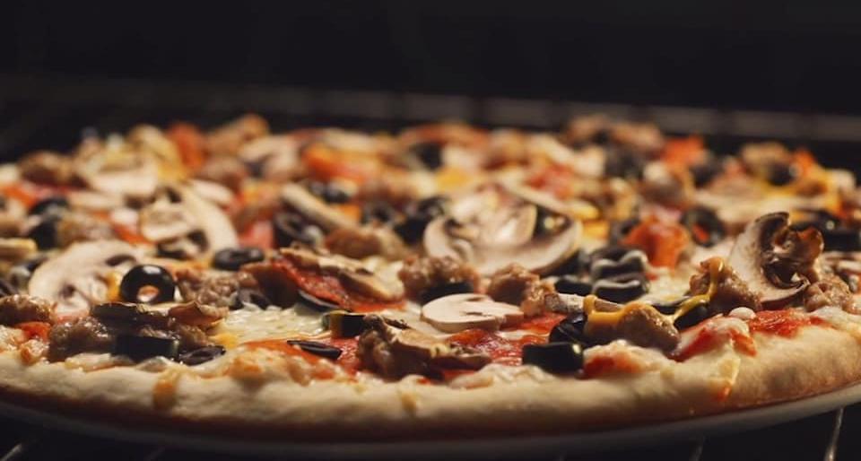 Pizza from Papa Murphys