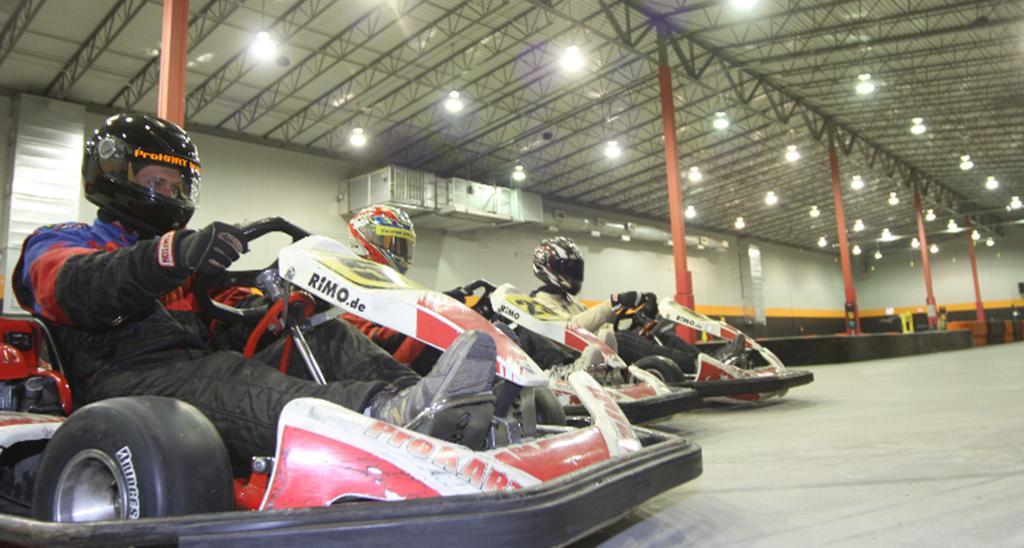 ProKart Racing Interior