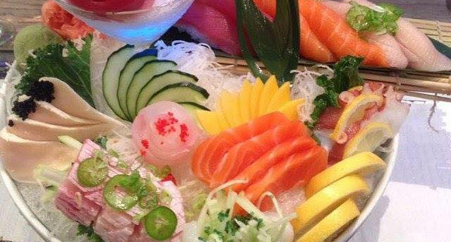 Food from Sawa Japan