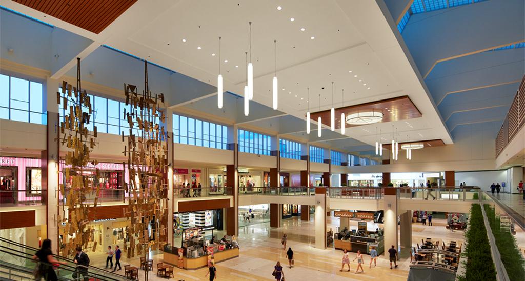 Southdale Shopping Center Interior
