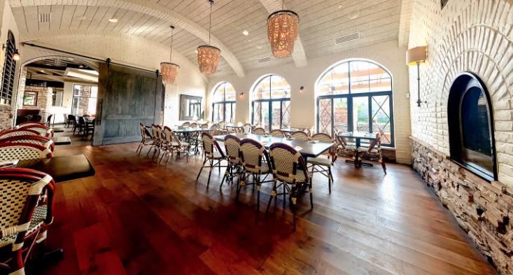 The Tavern Grill Interior