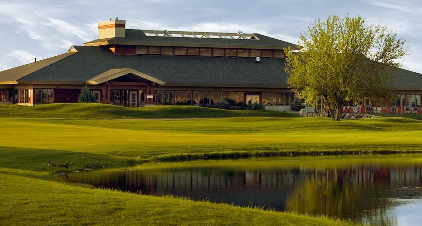 Wilds Golf Club Exterior