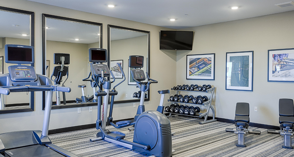 Candlewood Suites Hotel Fitness Center