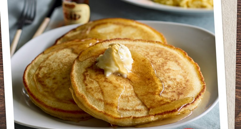Pancakes from Cracker Barrel
