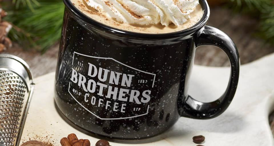 Coffee from Dunn Brothers