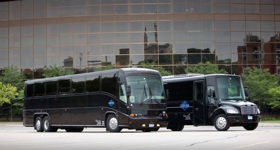 Grayline Busses