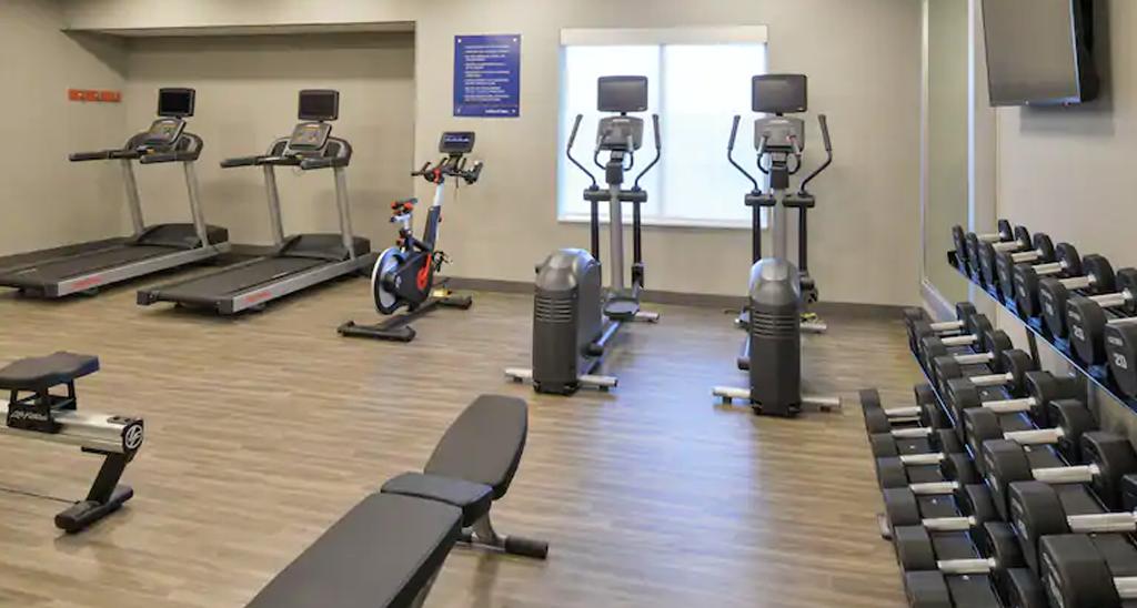 Hampton Inn Fitness Center