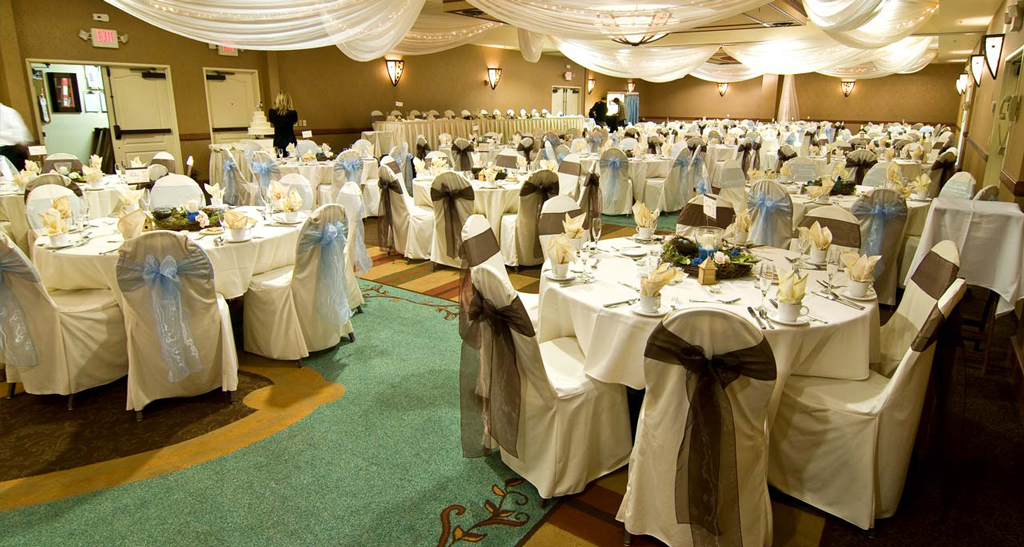 Holiday Inn Hotel Ballroom