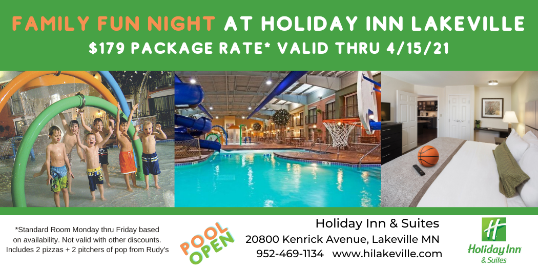 Holiday Inn Hotel Coupon