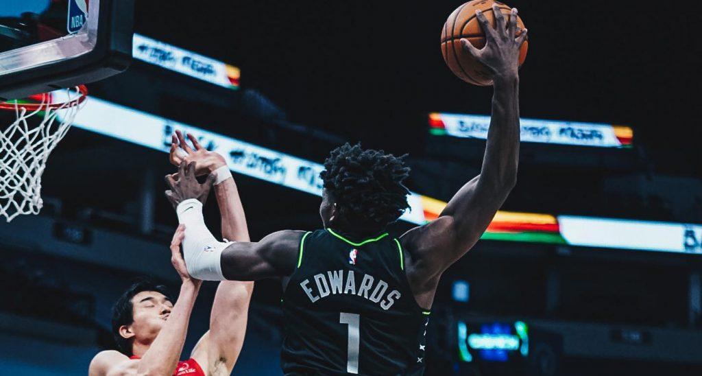 MN Timberwolves Basketball Game