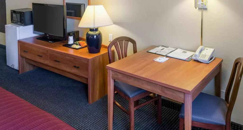 Quality Inn Hotel Room