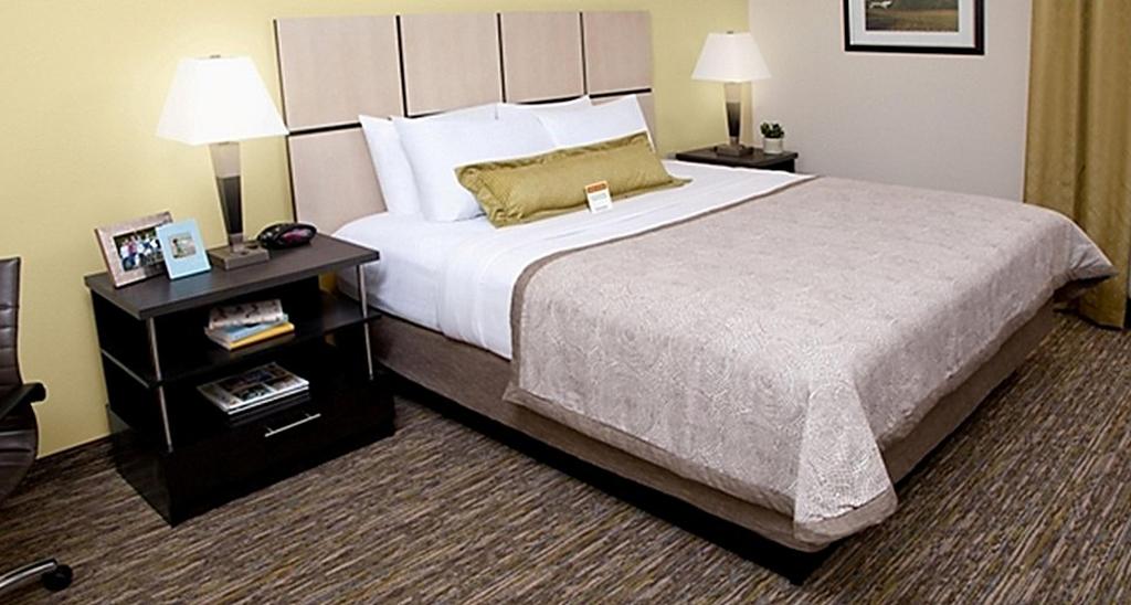 Candlewood Suites Hotel Room