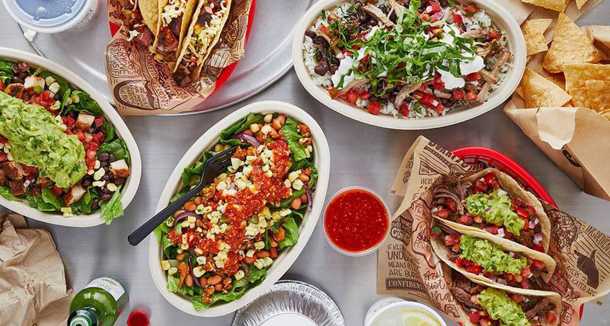 Food From Chipotle