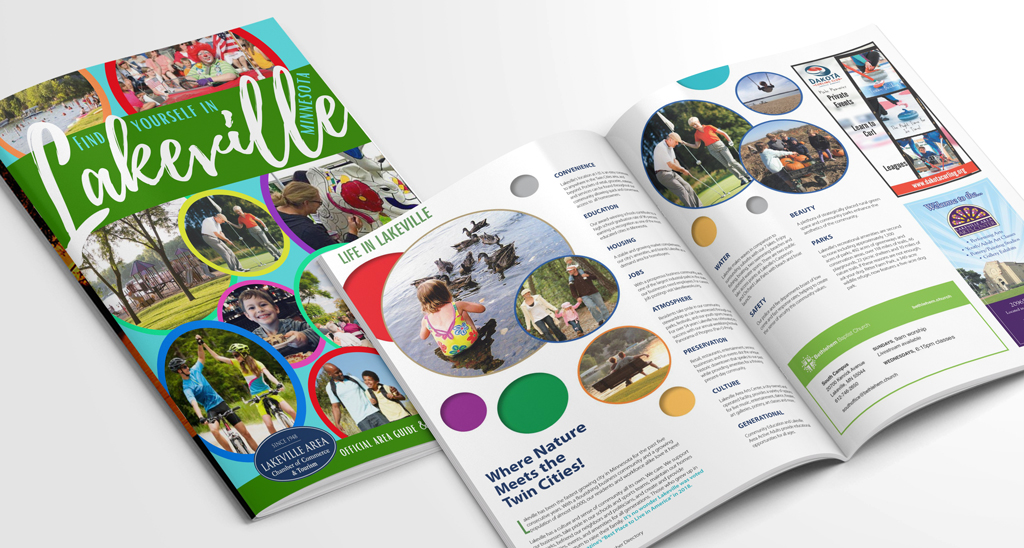 2021-22 Lakeville Chamber Guide